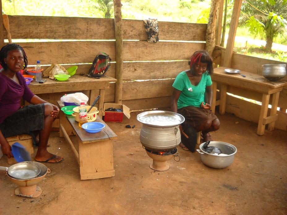 Ghana-kitchen