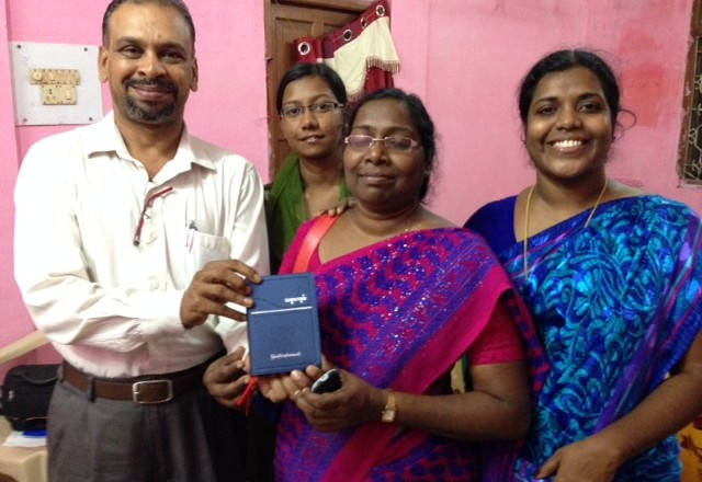 Burmese Bibles for brother Simon's Outreach Prison Ministry in the Andaman Islands