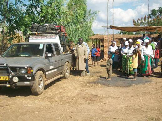 Malawi Vehicle